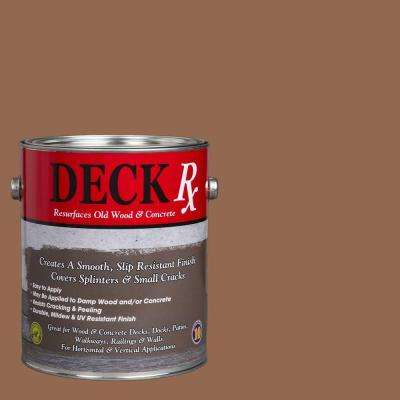 Deck Rx 1 gal. Adobe Wood and Concrete Exterior Resurfacer