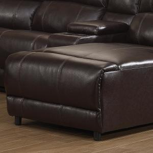 Miraculous Ac Pacific Colton 7 Piece Dark Brown Contemporary Gamerscity Chair Design For Home Gamerscityorg