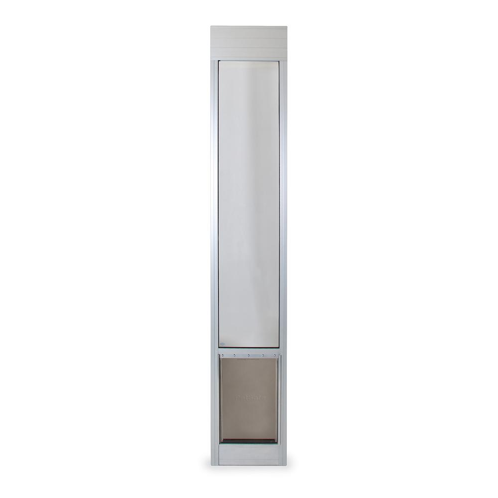 10.25 in. x 16.375 in. Large Satin Freedom Patio Panel (81