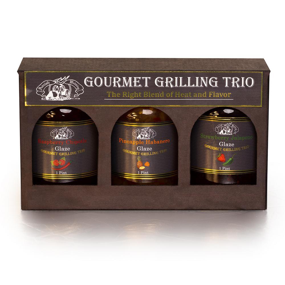 Gourmet Grilling Trio