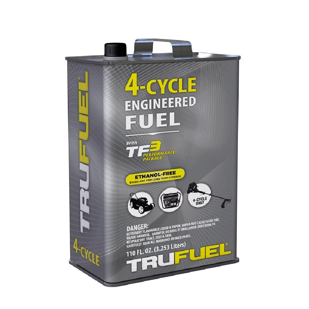 TruFuel TruFuel 110 oz. 4-Cycle Ethanol-Free Fuel (4-Pack)