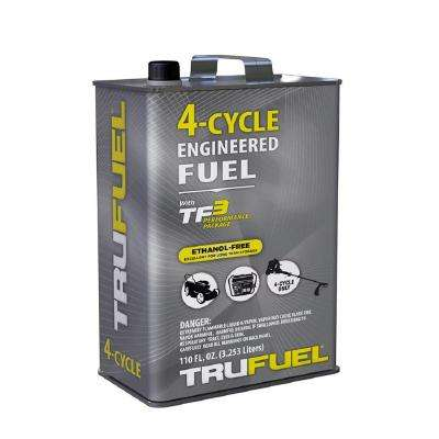 TruFuel 110 oz. 4-Cycle Ethanol-Free Fuel (4-Pack)