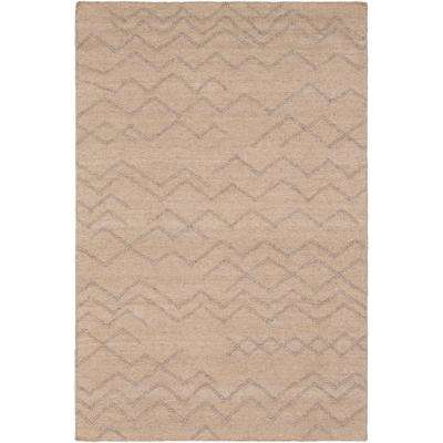 Absolon Tan 8 ft. x 10 ft. Area Rug