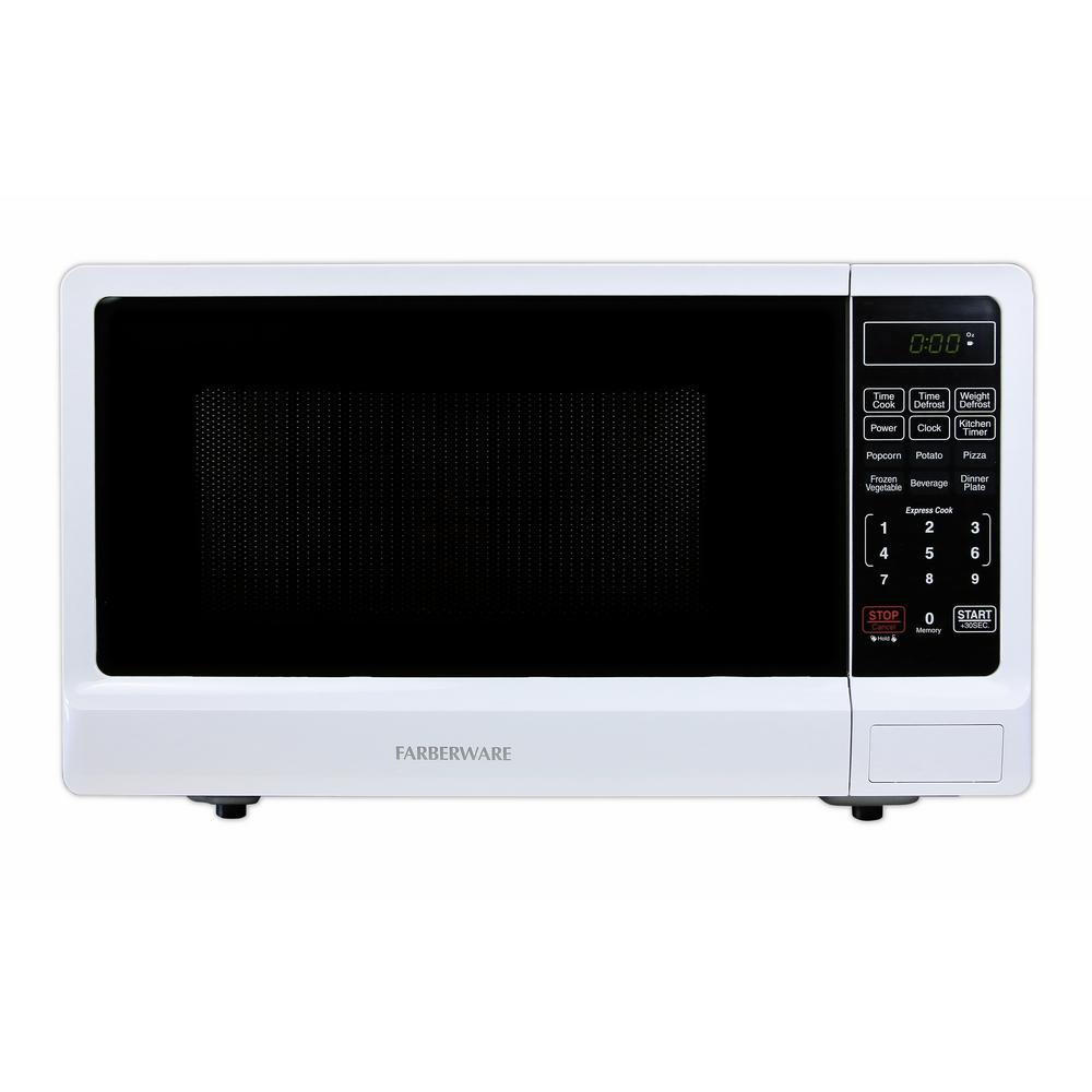 Samsung 1 1 Cu Ft Countertop Microwave In Stainless