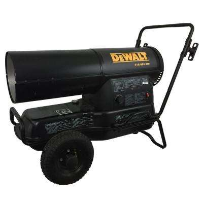 210,000 BTU Forced Air Kerosene Portable Heater