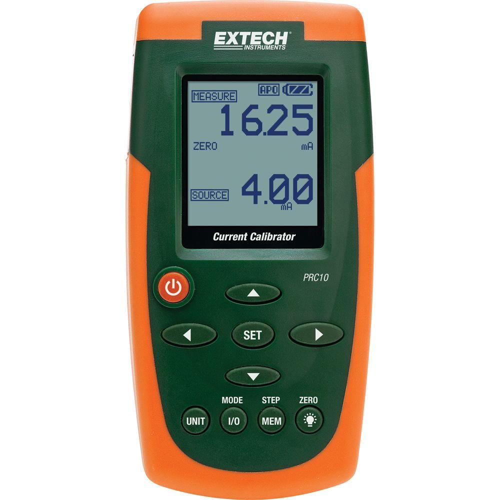 Extech Instruments Current and Voltage Calibrator and Meter with NIST