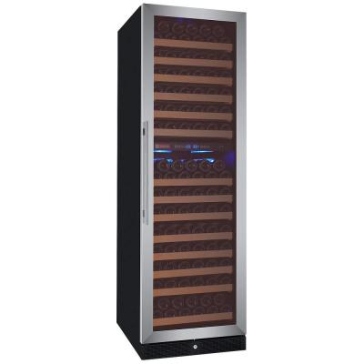 FlexCount Classic Series 172-Bottle Dual Zone Wine Cellar