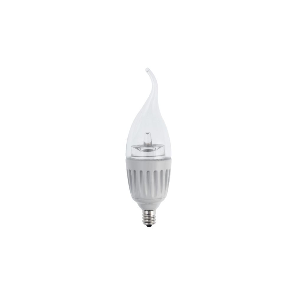 Elegant Lighting 40w Equivalent Soft White E26 Dimmable: Duracell 40W Equivalent Soft White B12 Dimmable LED Light