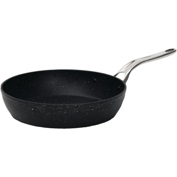 Starfrit Rock Fry Pan with Stainless Steel Handle 060312-006-0000