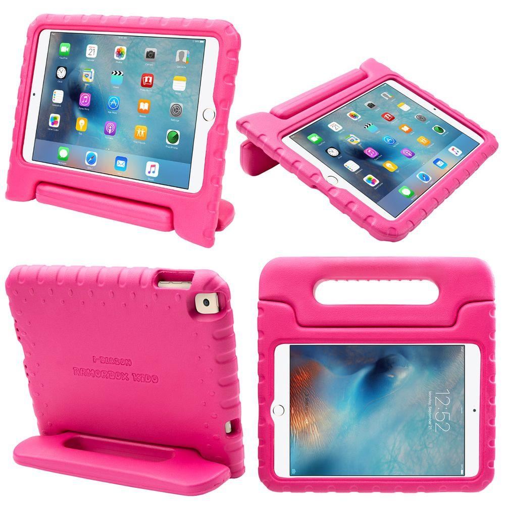 i blason kido protective case for apple ipad mini 4 case pink ipadmini4 kido pink the home depot. Black Bedroom Furniture Sets. Home Design Ideas