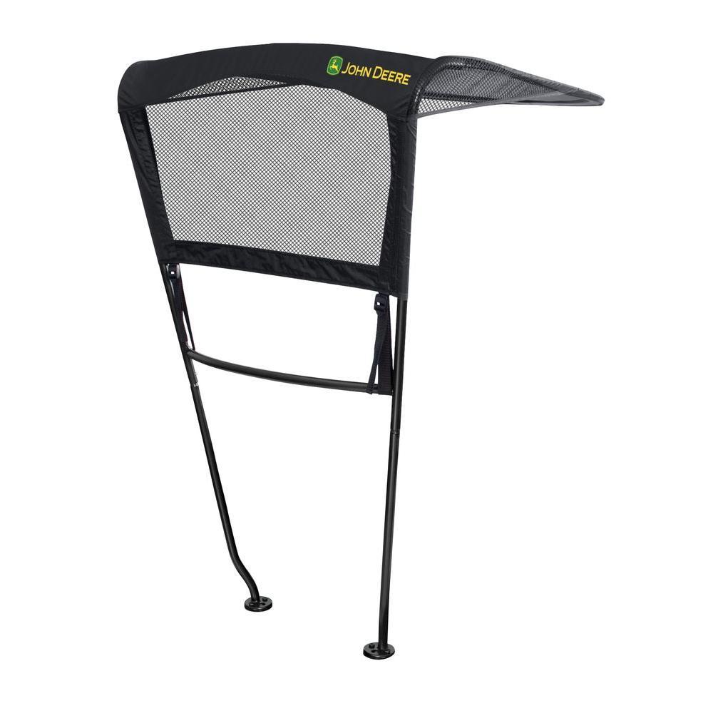 John Deere 100 Series Canopy : John deere tractor sun canopy cargo mount shade