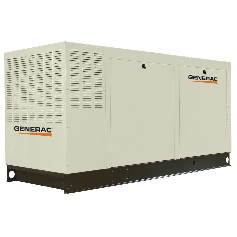 Generac 70,000-Watt Liquid-Cooled Standby Generator