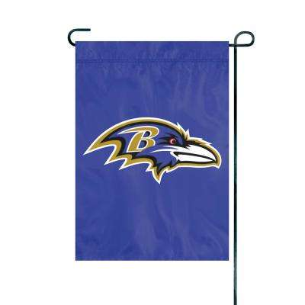 Baltimore Ravens Premium Garden Flag