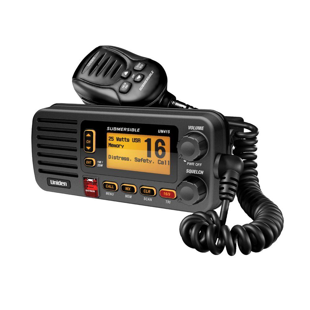 Uniden VHF Fixed Mount Class D Radio
