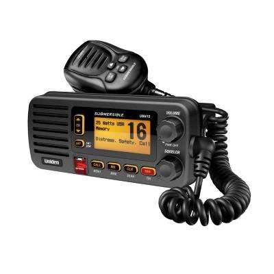 VHF Fixed Mount Class D Radio