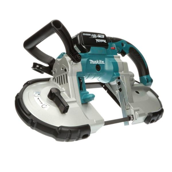 18-Volt LXT Lithium-Ion Cordless Portable Band Saw (Tool Only)