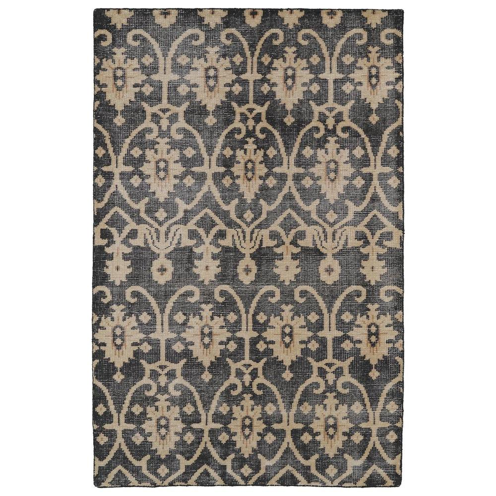 Kaleen Restoration Black 4 Ft. X 6 Ft. Area Rug-RES01-02 4