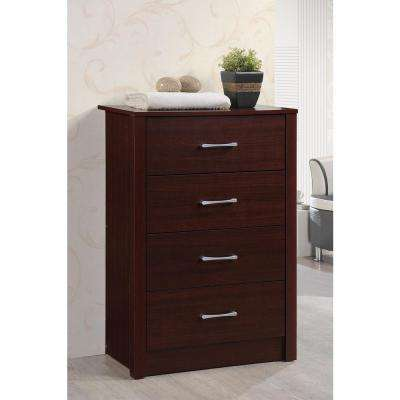 Wood - Dresser - Mahogany - Bedroom Furniture - Furniture - The Home ...
