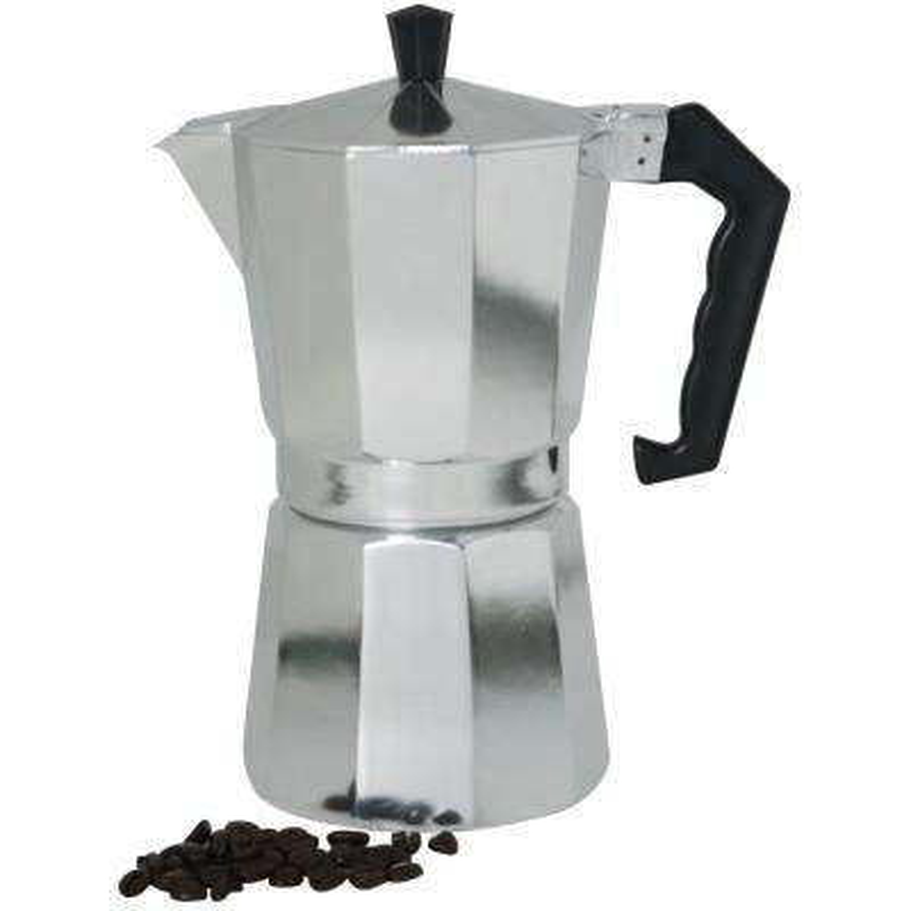 Stainless Steel Espresso Maker