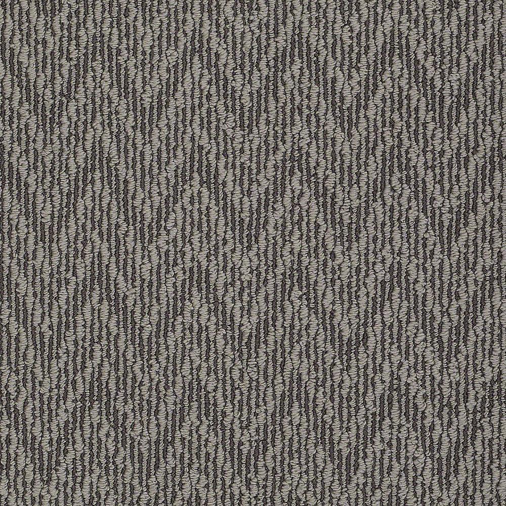 Carpet Sample - Uptown - In Color Moon Dust Pattern 8 in. x 8 in.