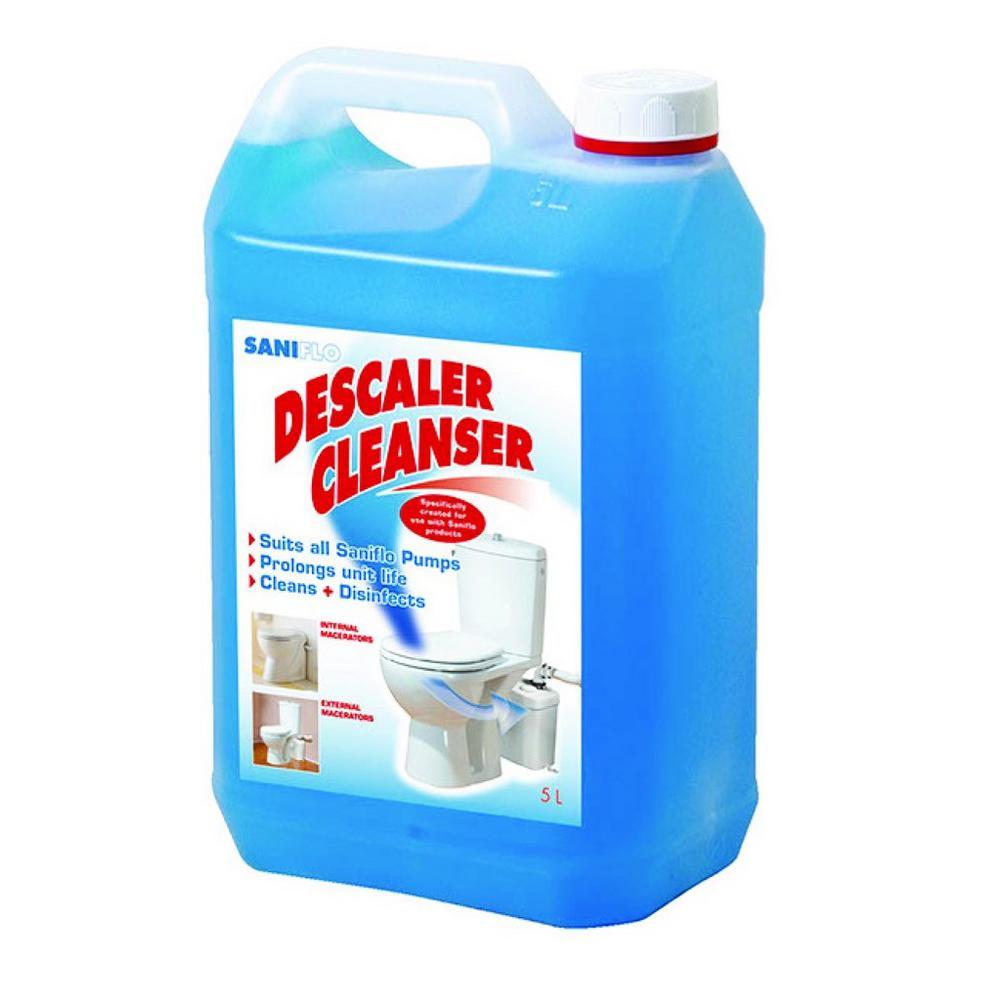 Descaler Cleaning Liquid for Pumps