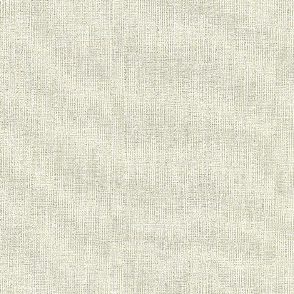 8 in. x 10 in. Gabardine Off-White Linen Texture Wallpaper ...