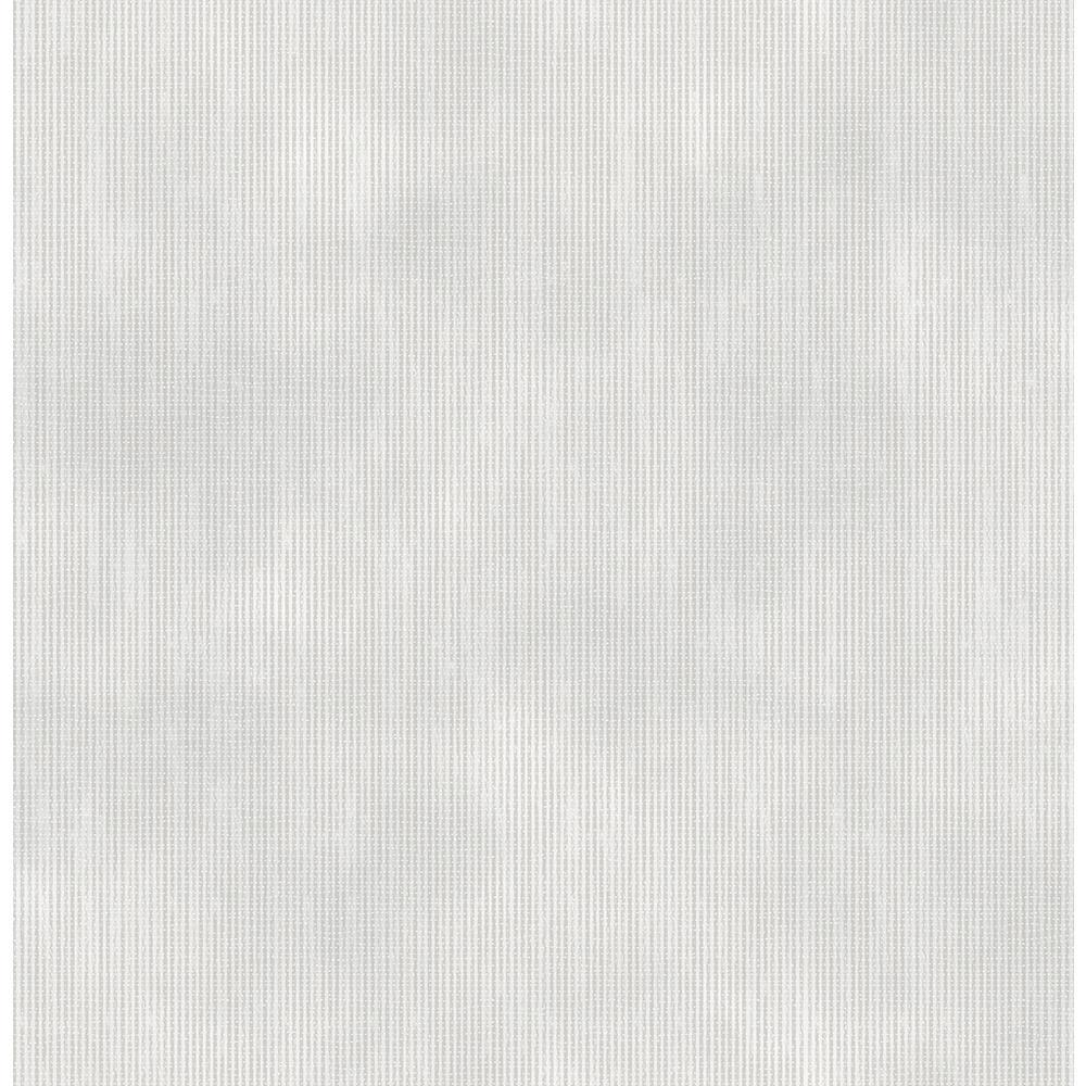 Brewster Tide Light Grey Texture Wallpaper 2662-001949