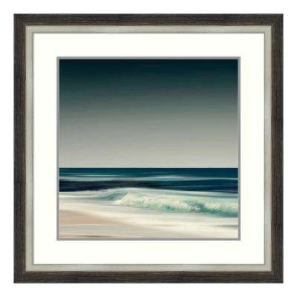 """""""Cristal Surf"""" by Dirk Wuestenhagen Framed Wall Art"""