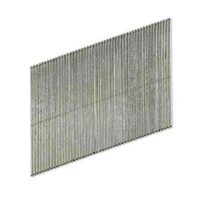 8d 2-1/2 in. 25 Angle, Adhesive Collation, FN-Style, 15-Gauge Finishing Nail (500-Pack)