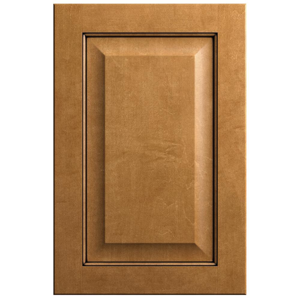 11x15 in. Gretna Cabinet Door Sample in Sand Glaze