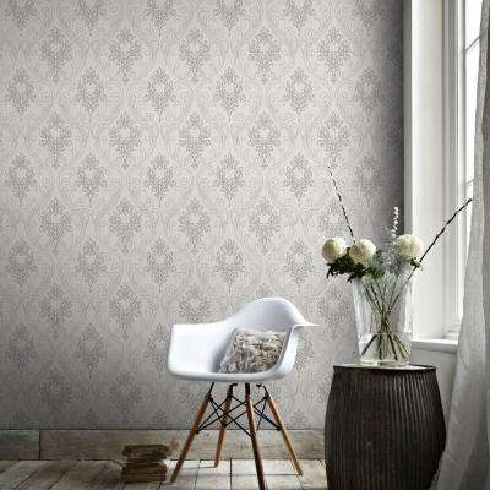 Gray Royale Wallpaper