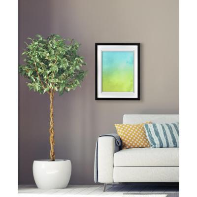 11 in. x 14 in. Matted Picture Frame