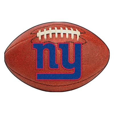 NFL New York Giants Photorealistic 20.5 in. x 32.5 in Football Mat