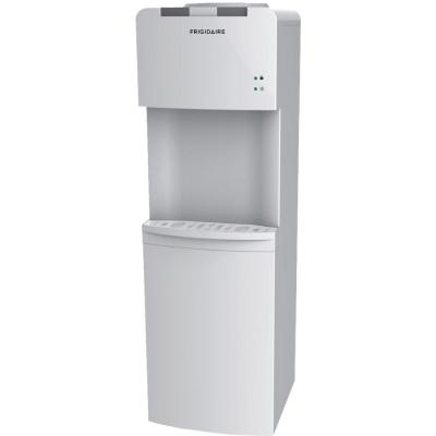 3 Gal. or 5 Gal. Hot and Cold Water Dispenser in White