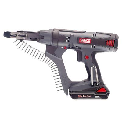 DS212-18-Volt Lithium-Ion 2 in. Cordless 2,500 RPM Screwdriver