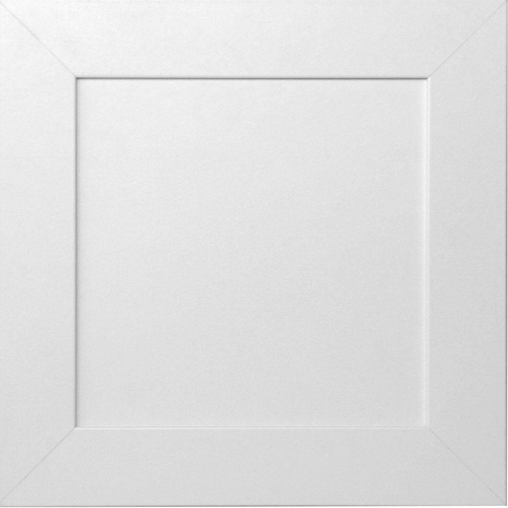 White - Cabinet Samples - Kitchen Cabinets - The Home Depot