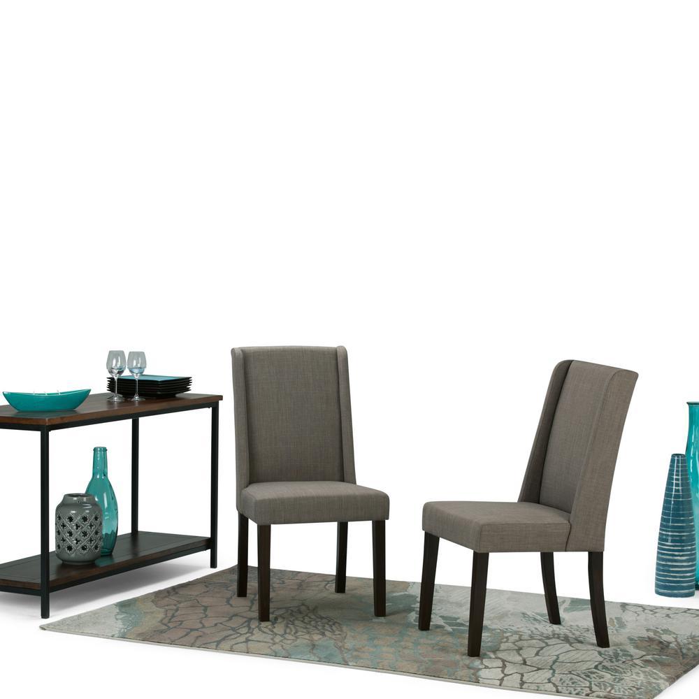Sotheby Light Mocha Dining Chair (Set Of 2)