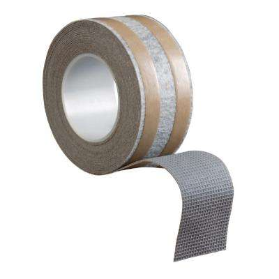 2-1/2 in. x 25 ft. Roll of Rug Traction Anti-Slip Rubber Tape