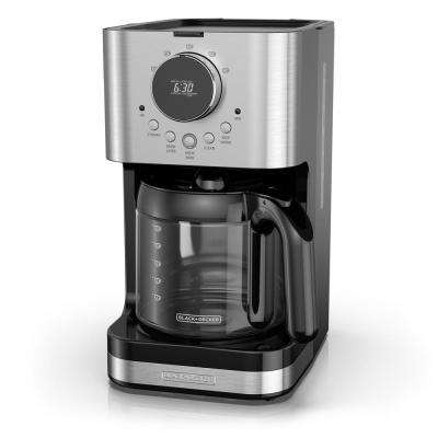Select-A-Size Easy Dial Programmable Coffeemaker