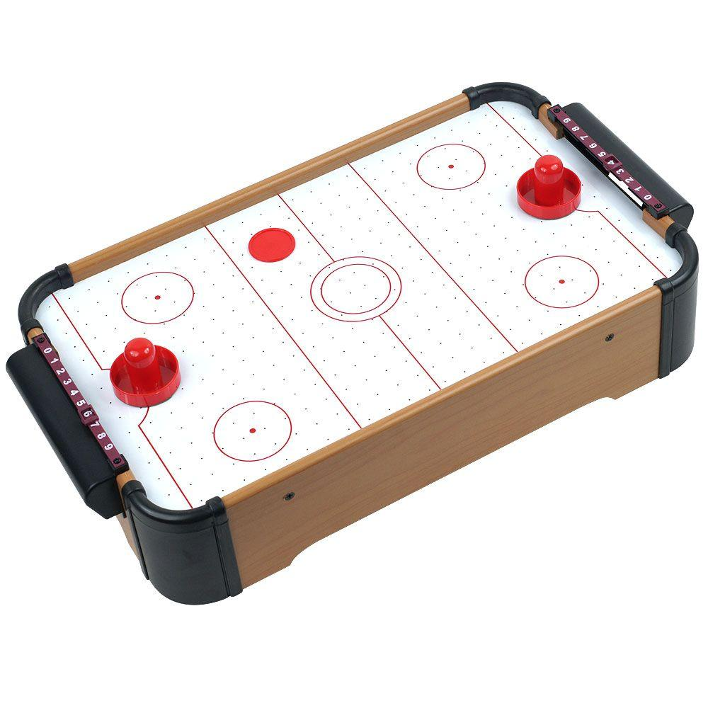 Trademark Mini Table Top Air Hockey Table-15-3151