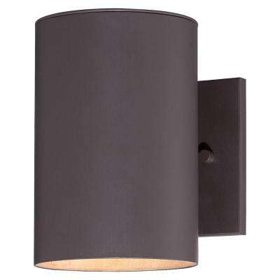 Skyline 1-Light Dorian Bronze Outdoor Wall Lantern Sconce