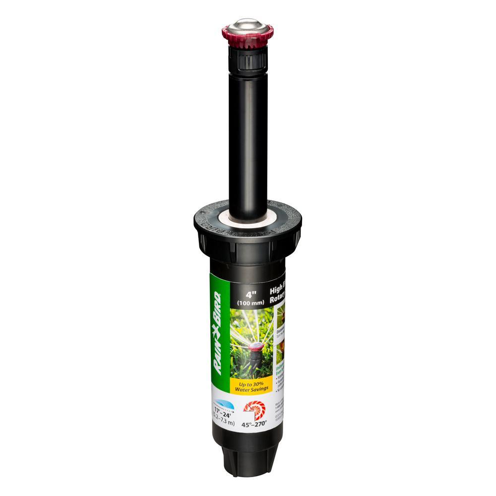 17 ft. to 24 ft. Adjustable Pattern Rotary Sprinkler
