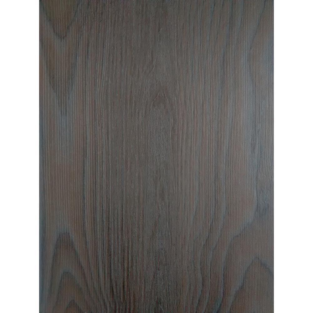 Dakar Wenge Wood Wenge Vinyl Peelable Roll (Covers 32.3 sq. ft.)