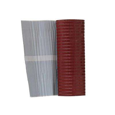 11.75 in. x 98 in. Brick Red Aluminum Flashing Tape with Butyl Adhesive