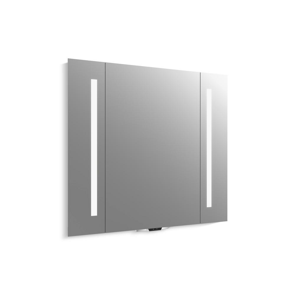 Kohler Verdera Voice 40 In W X 33 In H Frameless Wall Mirror With