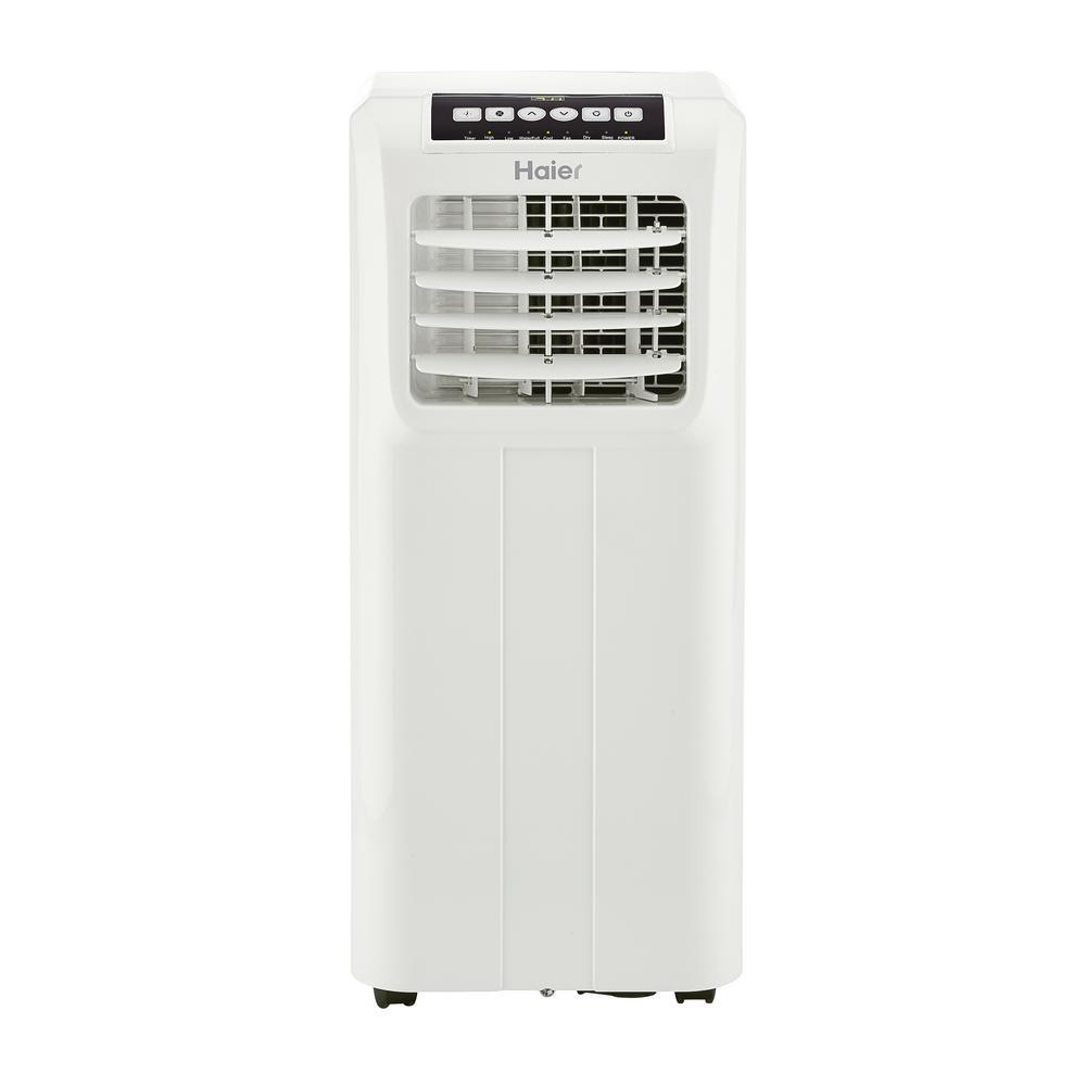 Haier 8,000 BTU Portable Air Conditioner with Dehumidifier