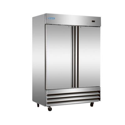 48 cu. ft. Commercial Refrigerator in Stainless Steel