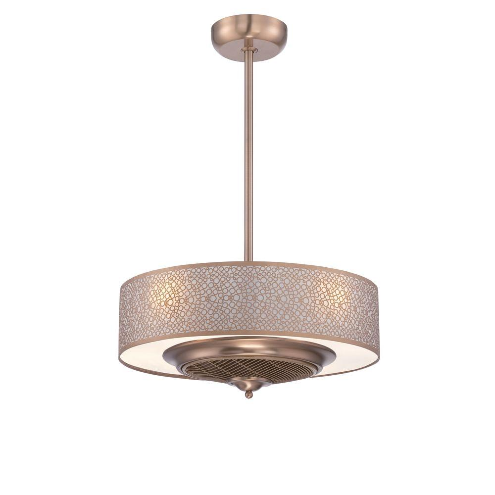 World imports cozette collection 24 in indoor satin copper ceiling world imports cozette collection 24 in indoor satin copper ceiling fan with remote control arubaitofo Choice Image