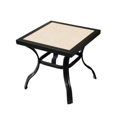 Metal Outdoor Side Table