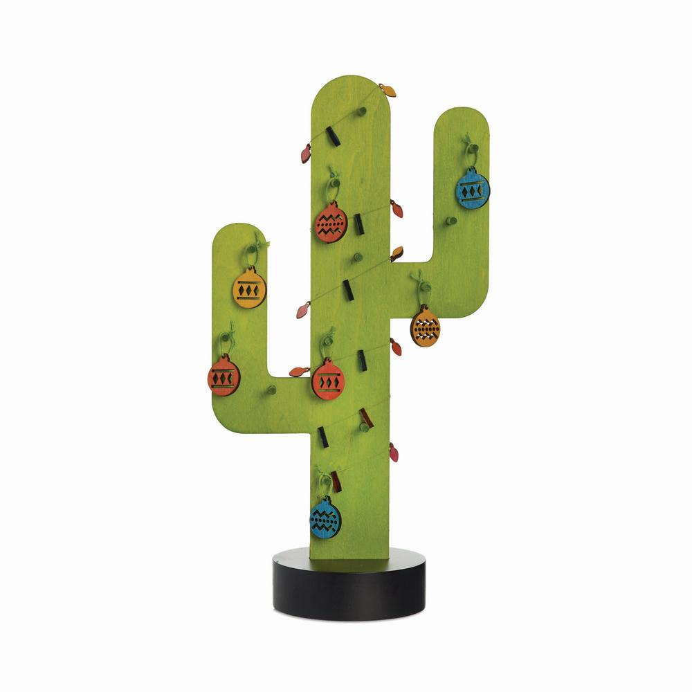 Design Ideas 11 In Christmas Sedona Cactus Decoration 8813049